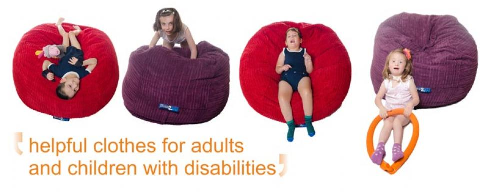 Helpful Clothing for Children and Adults with Special Needs